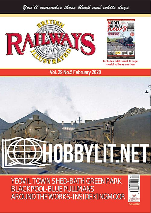 British Railways Illustrated - February 2020