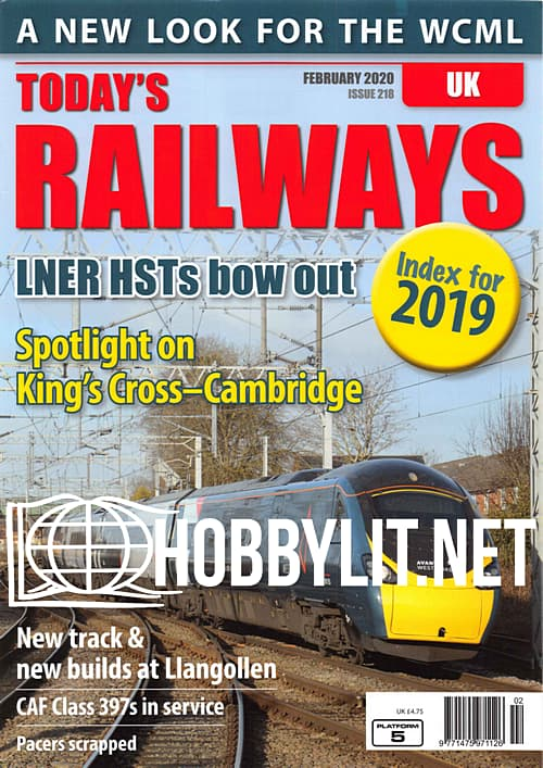 Today's Railways UK - February 2020