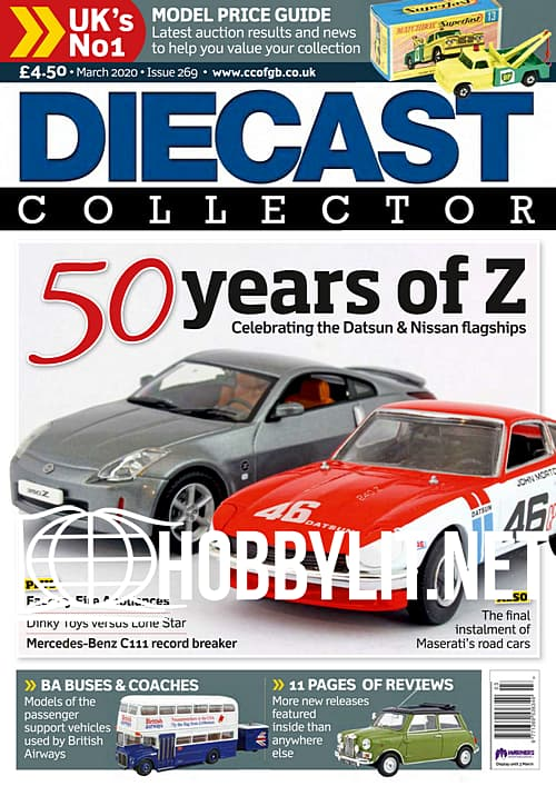 Diecast Collector - March 2020