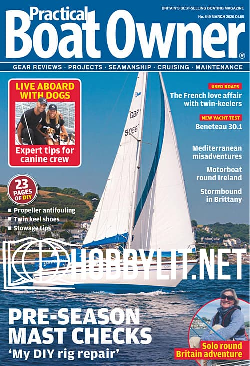 Practical Boat Owner - March 2020