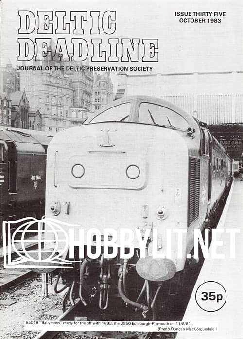 Deltic Deadline - October 1983