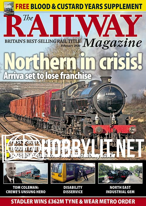 The Railway Magazine  - February 2020