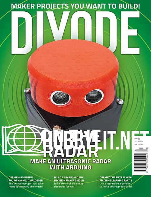 DIYODE Issue 031 - February 2020