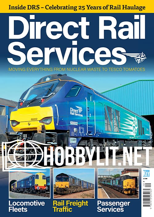 Direct Rail Services: 25 Years of Rail Haulage