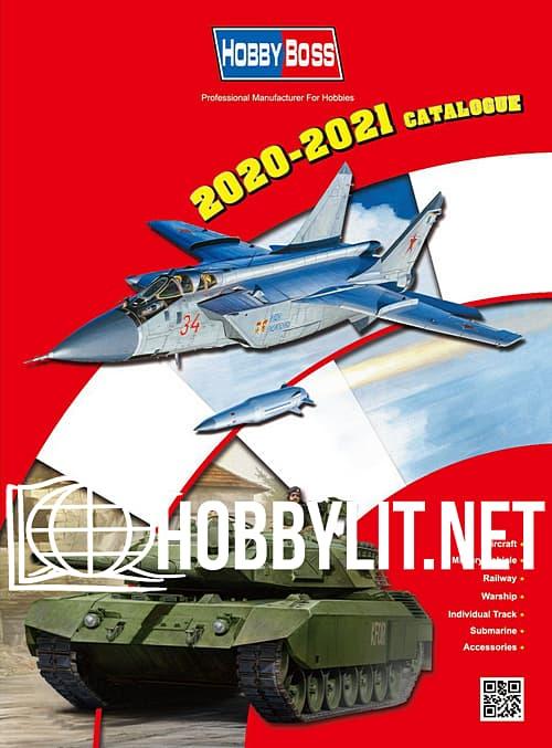 Hobby Boss Catalogue 2020-2021