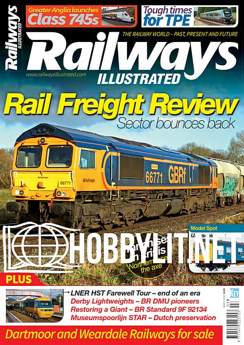 Railways Illustrated - March 2020