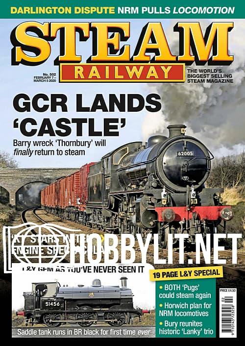 Steam Railway - 7 February 2020