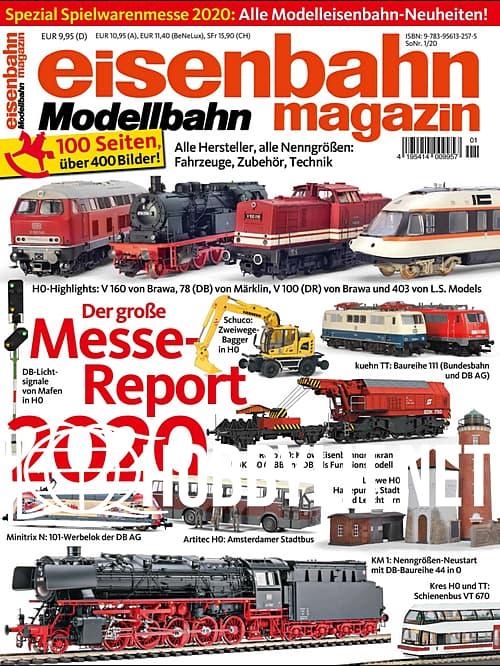 Eisenbahn Magazin Spezial Spielwarenmesse 2020