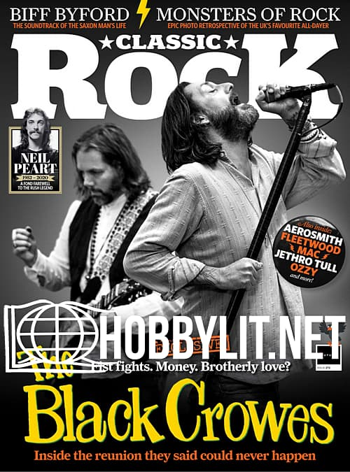 Classic Rock - March 2020