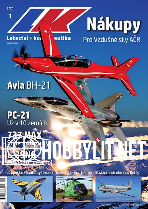 Letectvi + kosmonautika 2020-01