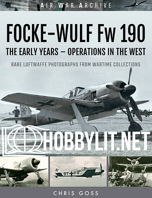 Air War Archive - Focke-Wulf Fw 190