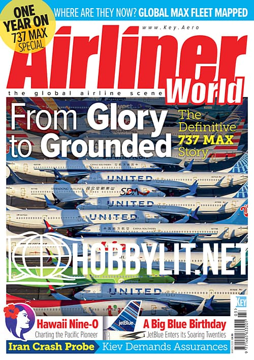 Airliner World - March 2020