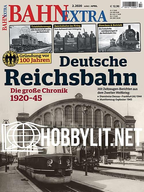 Bahn Extra – März/April 2020