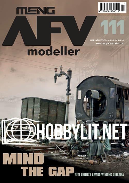 AFV Modeller 111 - March/April 2020