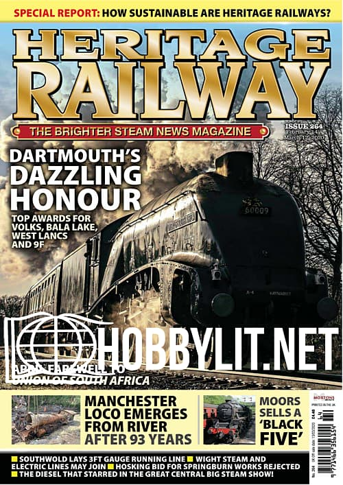 Heritage Railway - 14 February 2020