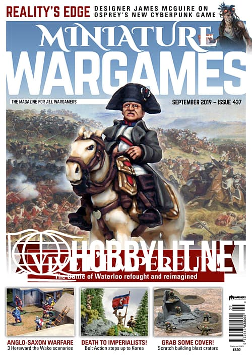Miniature Wargames - September 2019