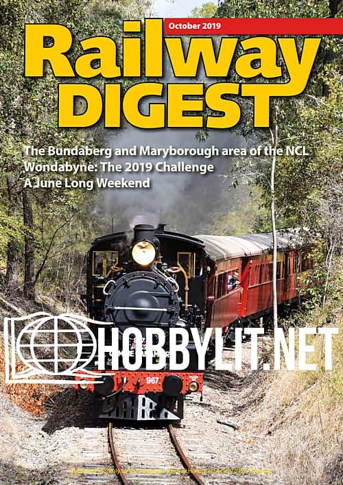 Railway Digest - October 2019