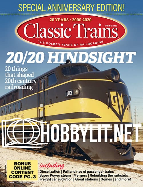 Classic Trains - Spring 2020