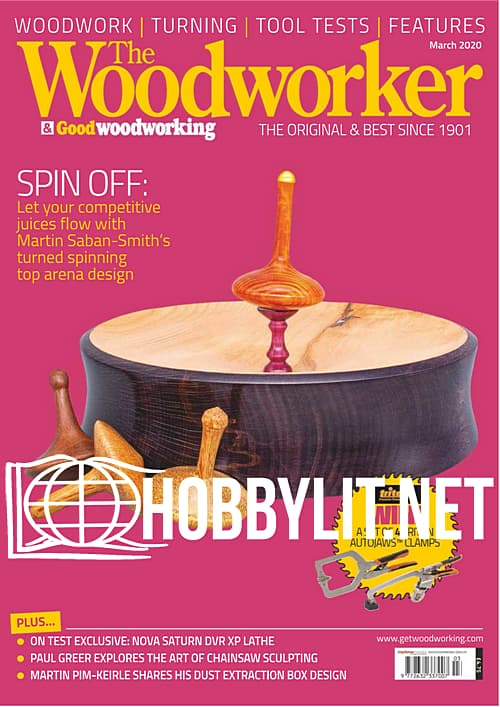 The Woodworker - March 2020