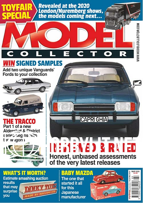 Model Collector - March 2020