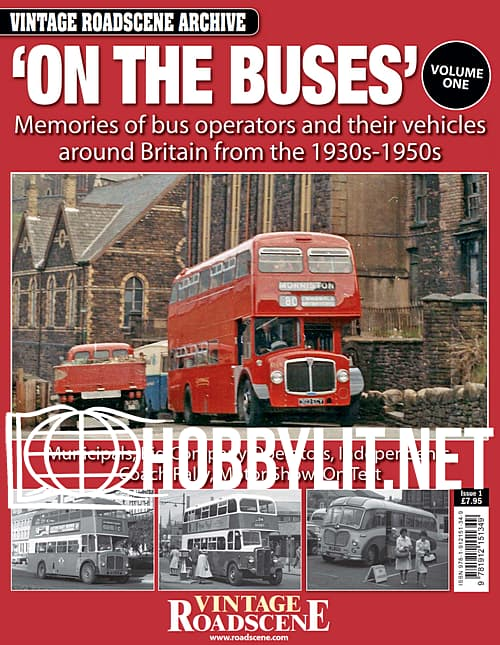 Vintage roadscene Archive 'On the Buses' Volume 1