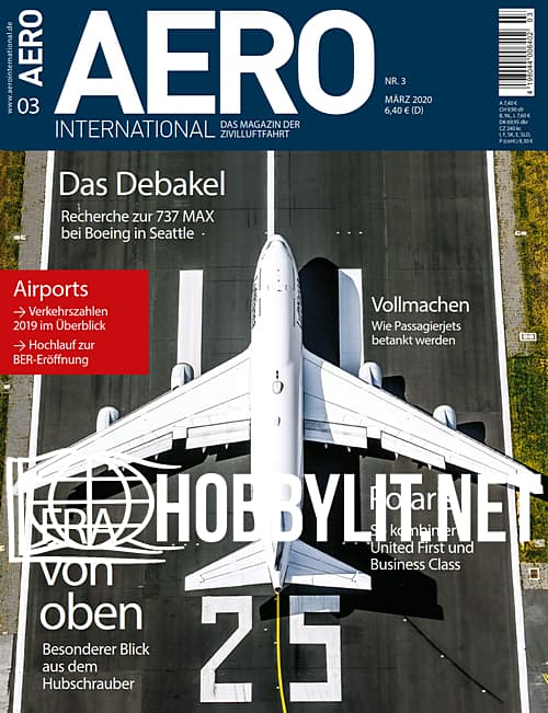 AERO International – März 2020