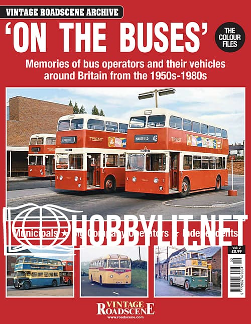 Vintage Roadscene Archive - 'On the Buses' Volume 2