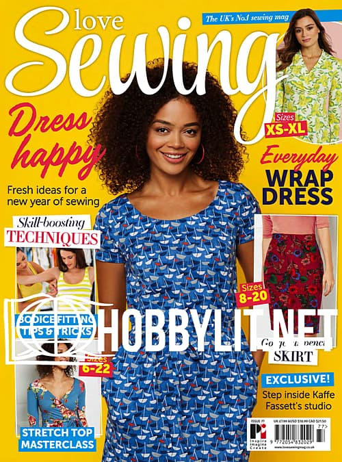 Love Sewing Issue 77