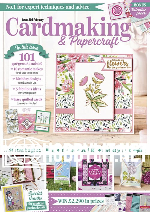 Cardmaking & Papercraft - February 2020
