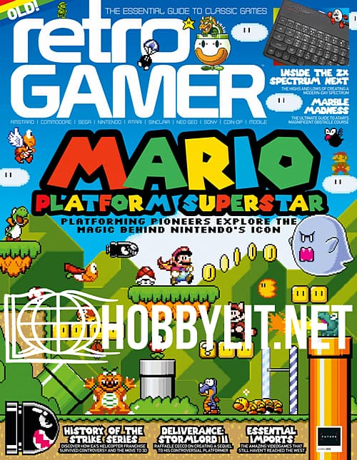Retro Gamer Issue 203