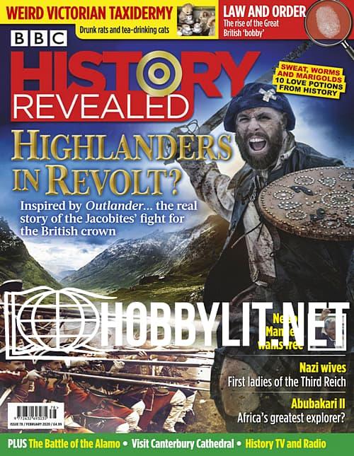 History Revealed - February 2020