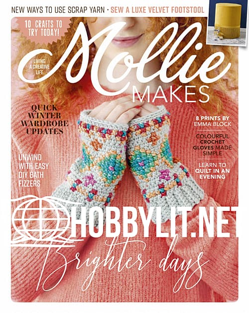 Mollie Makes Issue 115