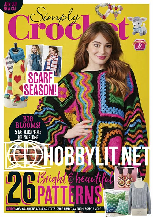 Simply Crochet Issue 93