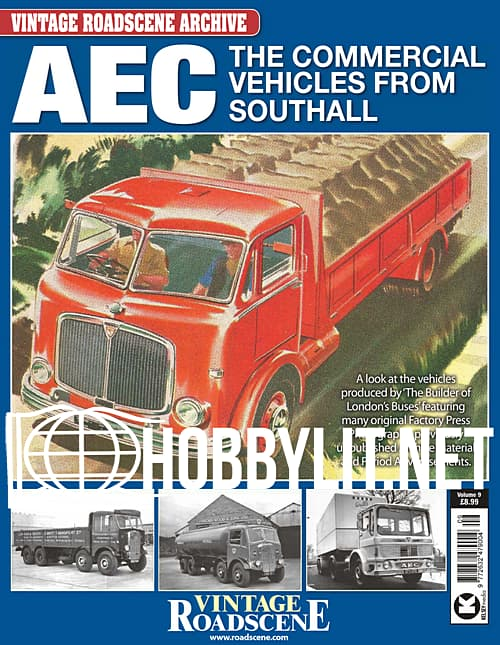 AEC.The Commercial Vehicles From Southall