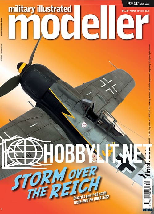 Military Illustrated Modeller - March 2020