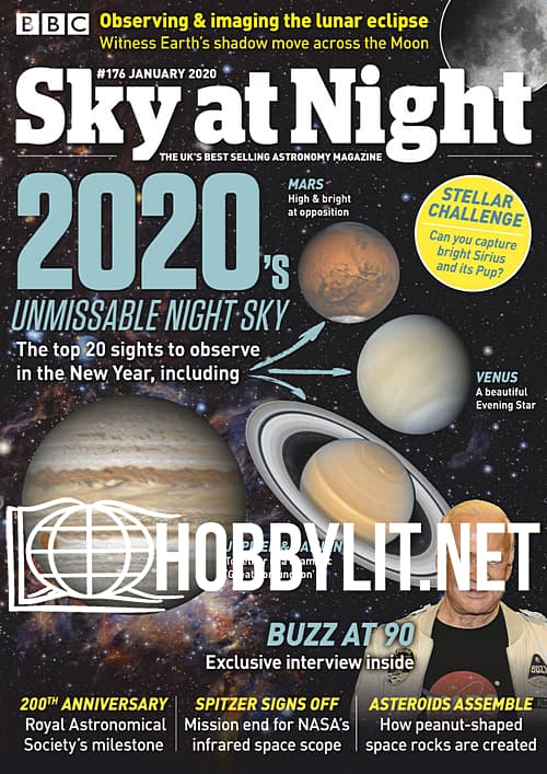 Sky at Night - January 2020