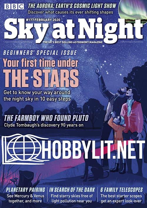 Sky at Night - February 2020