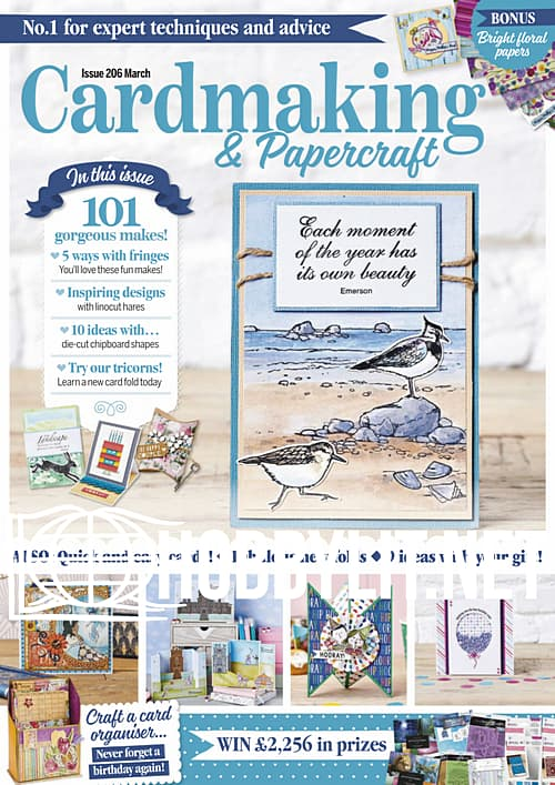 Cardmaking & Papercraft - March 2020