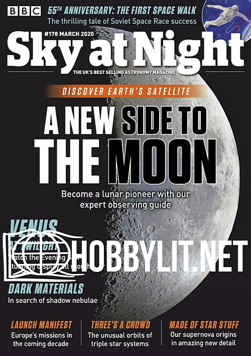 Sky at Night - March 2020