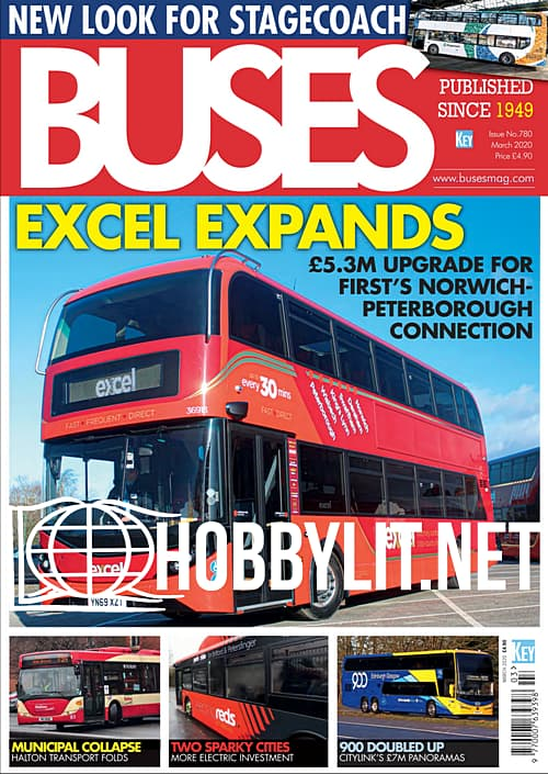 Buses - March 2020