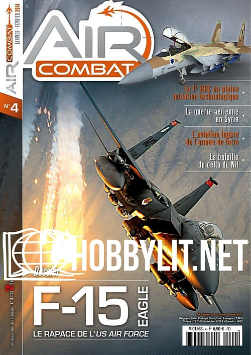 Air Combat Issue 4