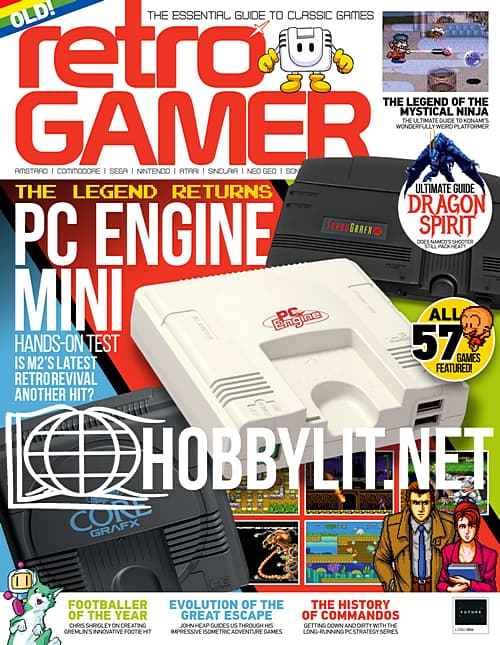 Retro Gamer Issue 204