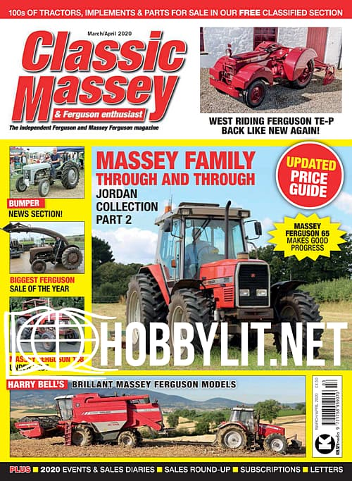 Classic Massey - March/April 2020