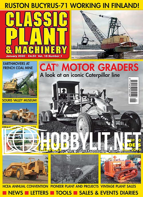 Classic Plant & Machinery - January 2020