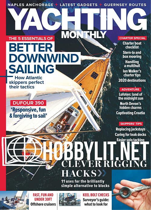 Yachting Monthly - March 2020