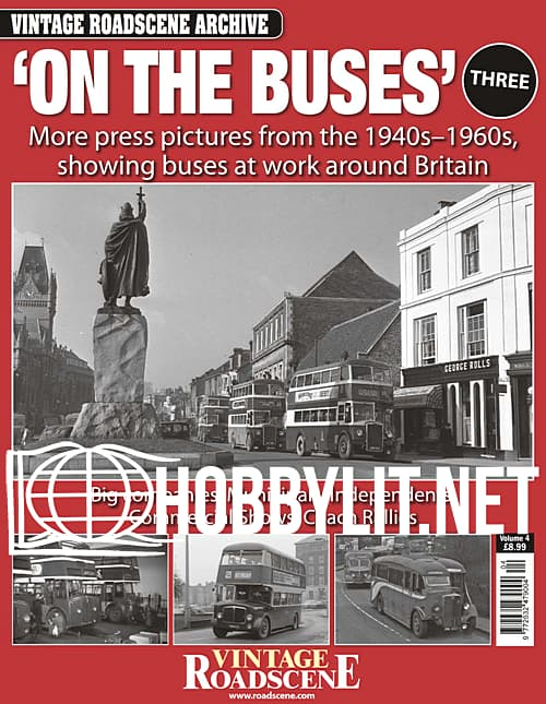 Vintage Roadscene Archive - 'On the Buses' Volume 3