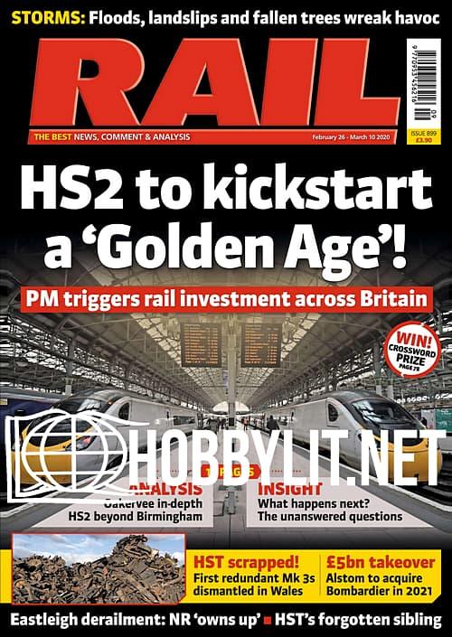 RAIL - 26 February 2020