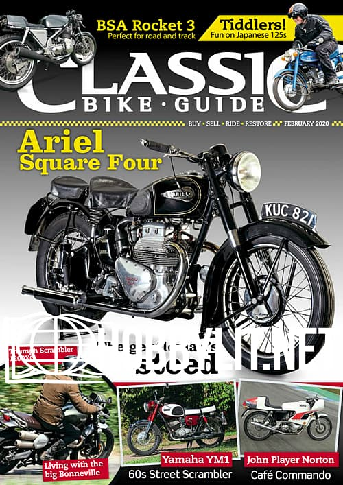 Classic Bike Guide - February 2020
