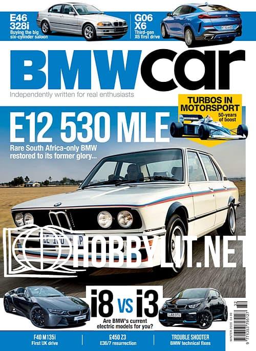 BMW Car - Winter 2020