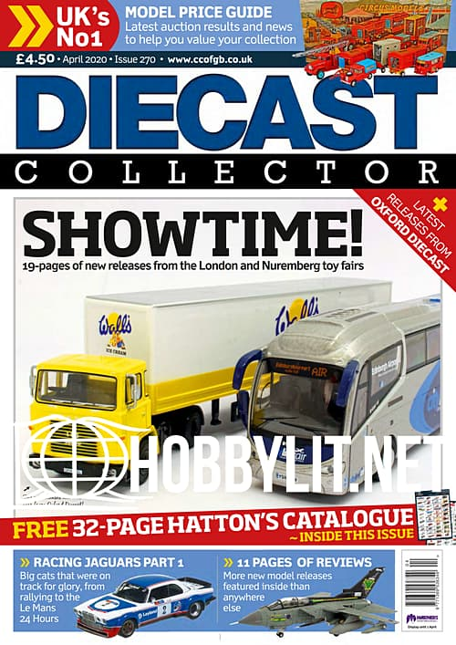 Diecast Collector - April 2020